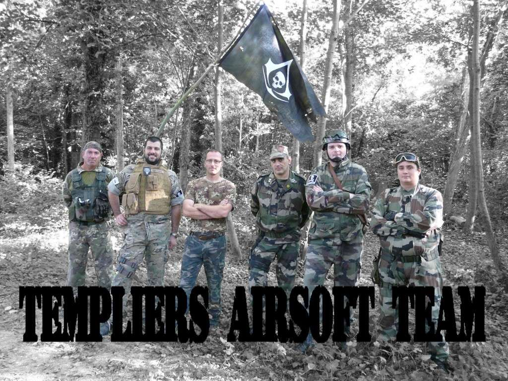 Templier Airsoft Team