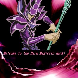 Dark Magician Rank (Rank 2)