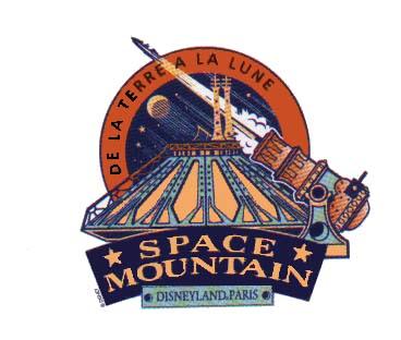space mountain mission 2 logo - photo #11