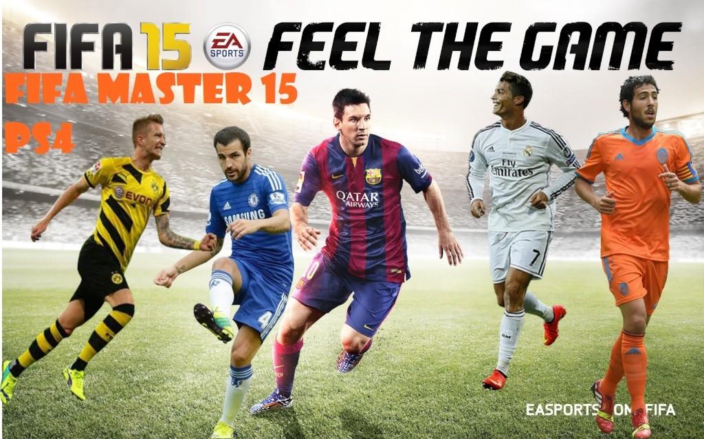 LIGA FIFA MASTER PS4