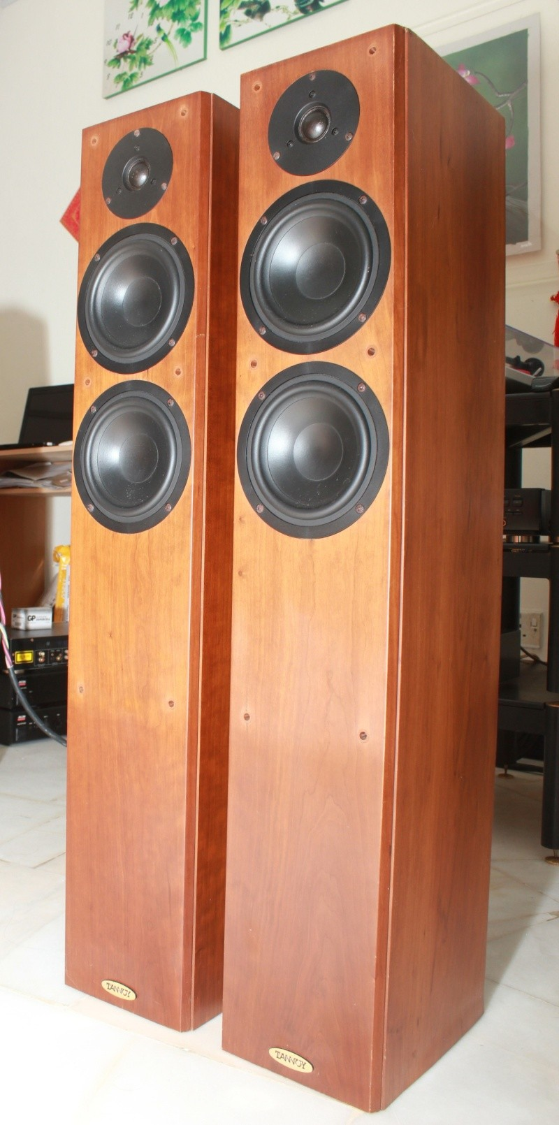 Tannoy Revolution R2 Floorstanding Speakers Used Sold