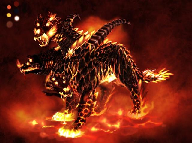 dämonen der hölle