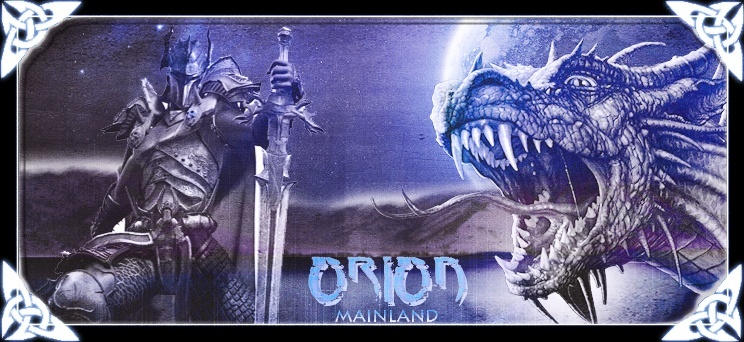 Orion Mainland RPG