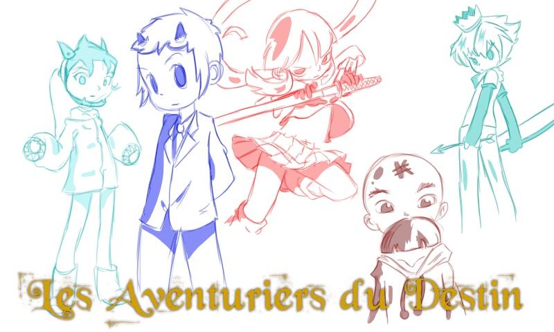 Les Aventuriers Du Destin
