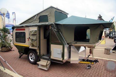 Caravane Off Road