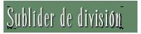 sublider division
