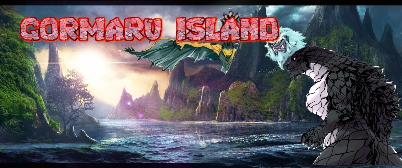GORMARU-ISLAND