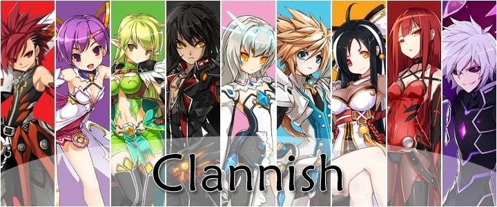 Clannish