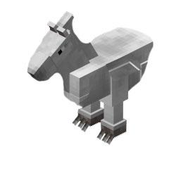 Besoin d 39 un skin sp cial de cheval minecraft - Cheval minecraft ...