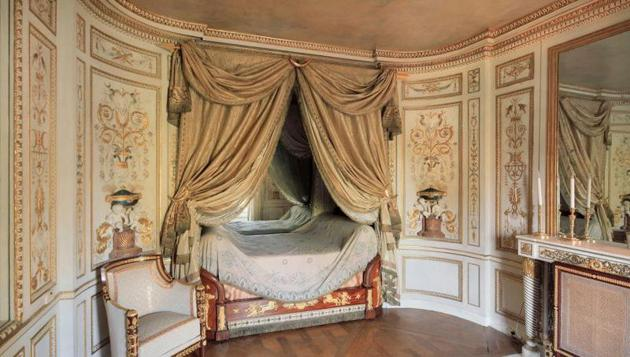 appartement de marie antoinette et louis xvi fontainebleau page 2. Black Bedroom Furniture Sets. Home Design Ideas