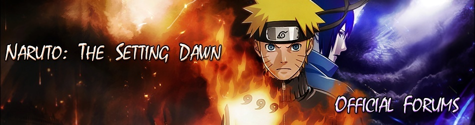 Naruto: The Setting Dawn