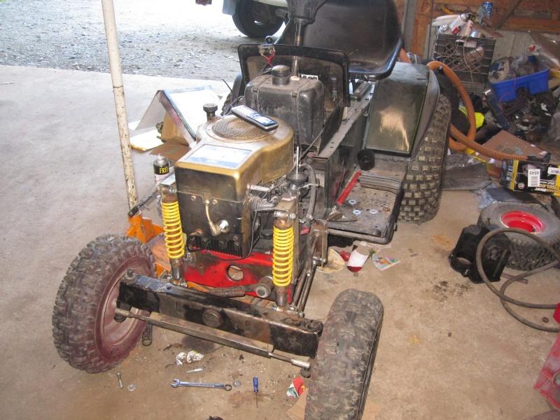 Mtd Mud Mowers : Mtd mud offroad mower project page