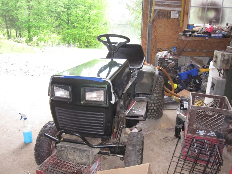 Mtd Mud Mower : Mtd mud offroad mower project page