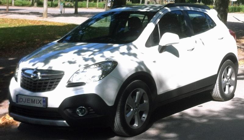 Opel Mokka 16 Edition  Auto Design Tech