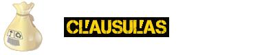 CLÁUSULAS