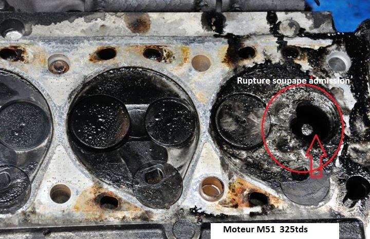 bmw e36 325 tds m51 an 1995 casse moteur 1er cylindre d truit. Black Bedroom Furniture Sets. Home Design Ideas
