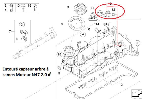 bmw x3 2 0d n47 an 2007 probl me d marrage r solu. Black Bedroom Furniture Sets. Home Design Ideas