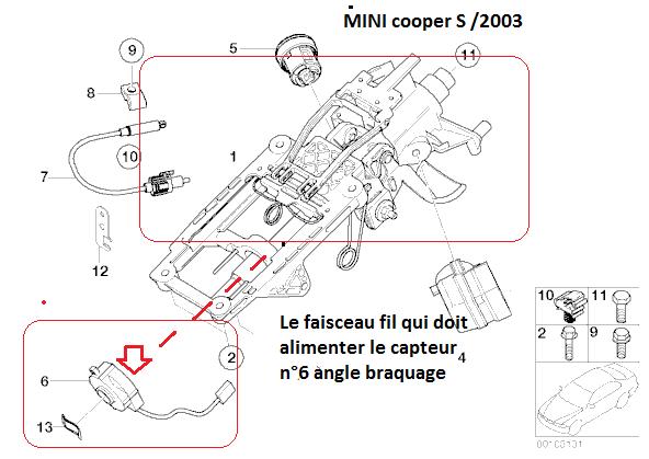 mini cooper s 1 6 ess an 2003 perte de puissance. Black Bedroom Furniture Sets. Home Design Ideas