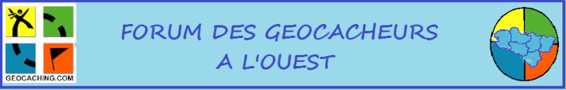 GEOCACHEURS A  L'OUEST