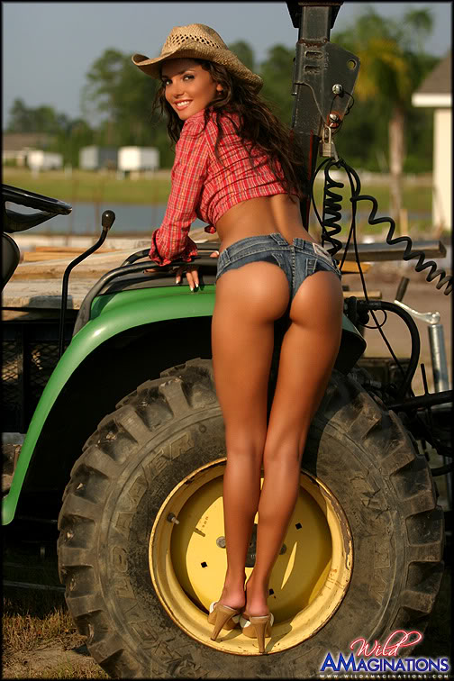 hot farmer girl