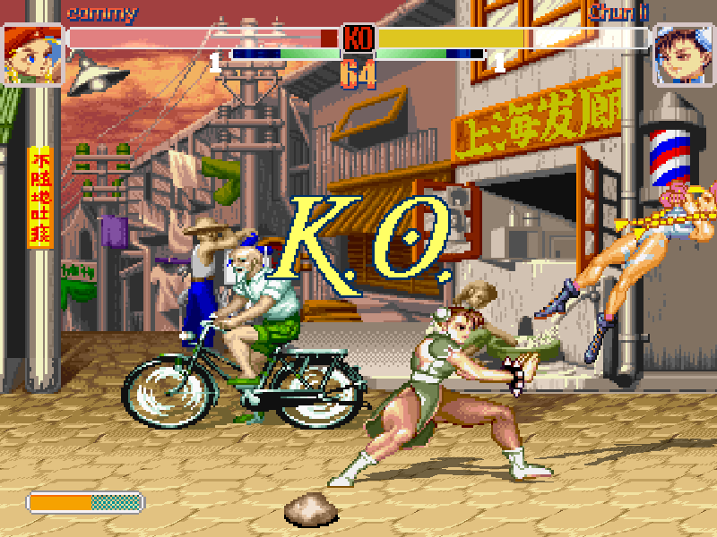 Street Fighter 2 Mugen Characters Download