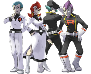 Team Rocket Clan