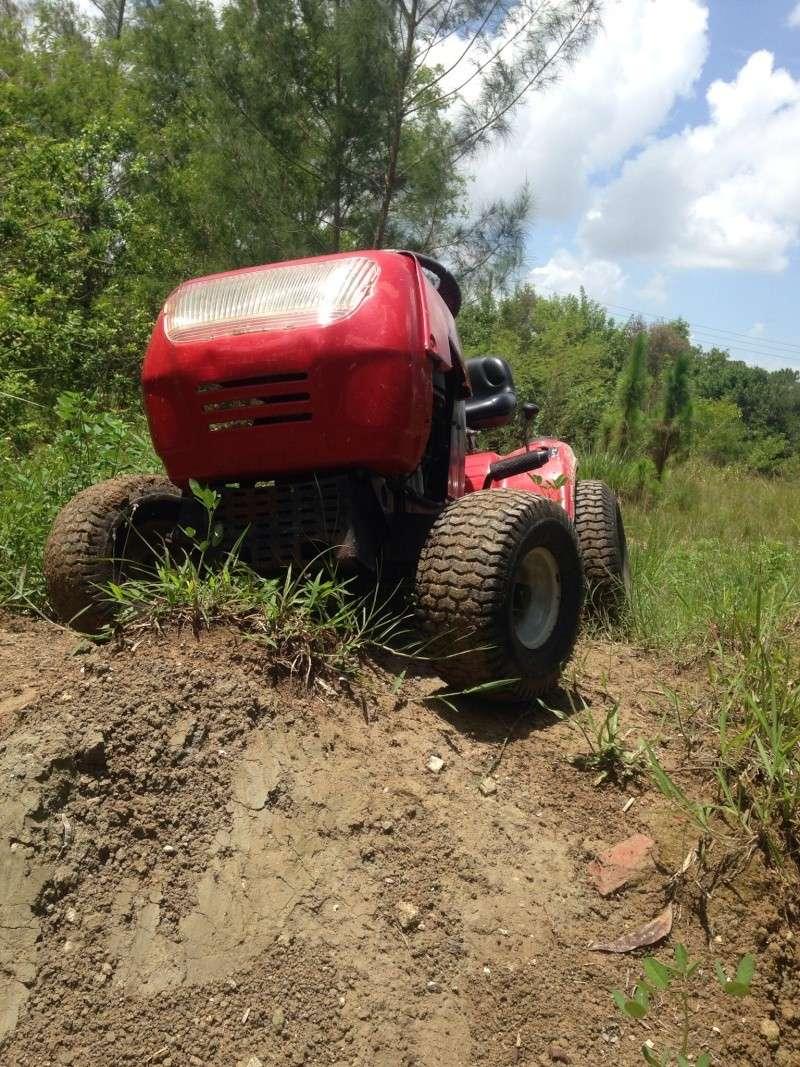 Mtd Mud Mowers : Mtd mud mower quot yard machines