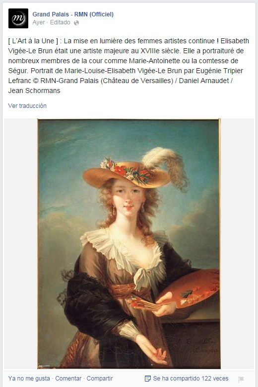 Exposition elisabeth vig e le brun au grand palais invit - Galerie des offices florence site officiel ...