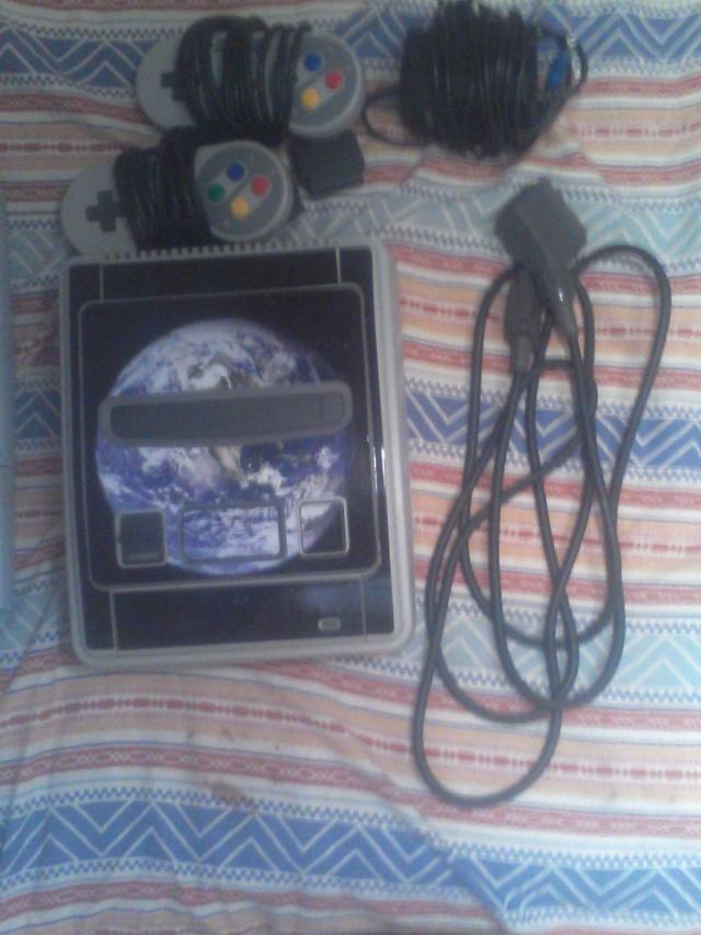 Vends super nintendo console et jeux - Mondial relay pau ...