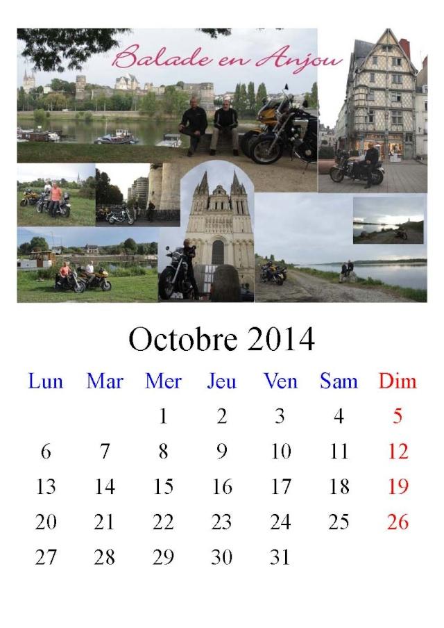 Balade moto en Anjou
