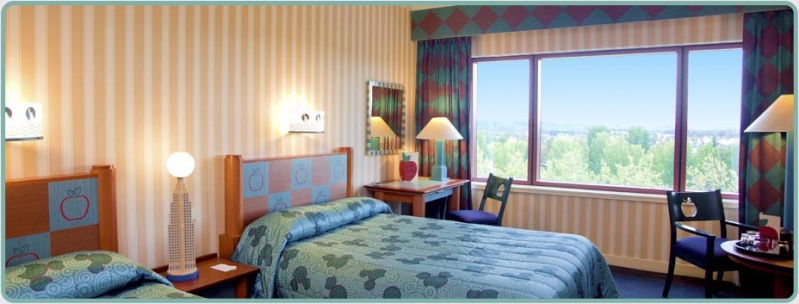 H tel disney 39 s hotel new york for Chambre hotel disney