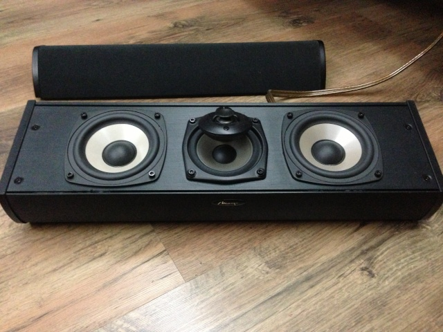 Mirage Omnisat V2 Cc Centre Speaker Sold