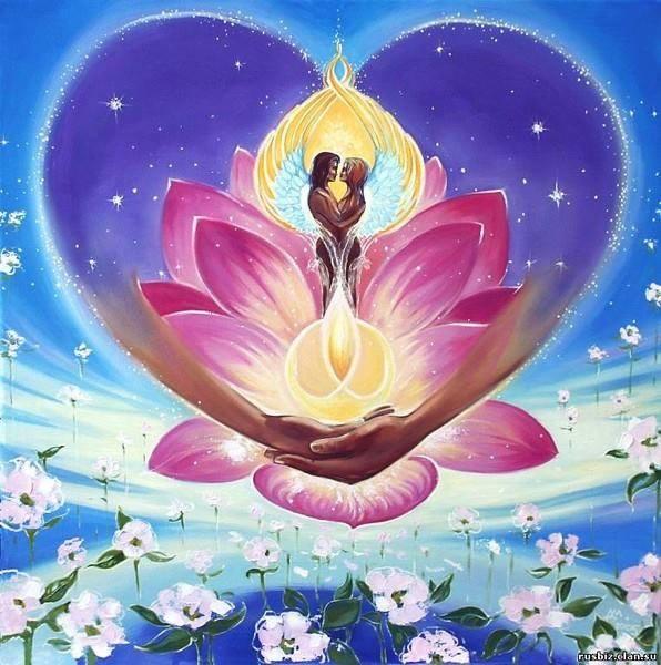 flammes jumelles lotus