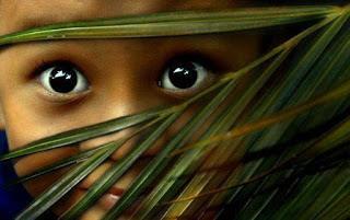 regard enfant