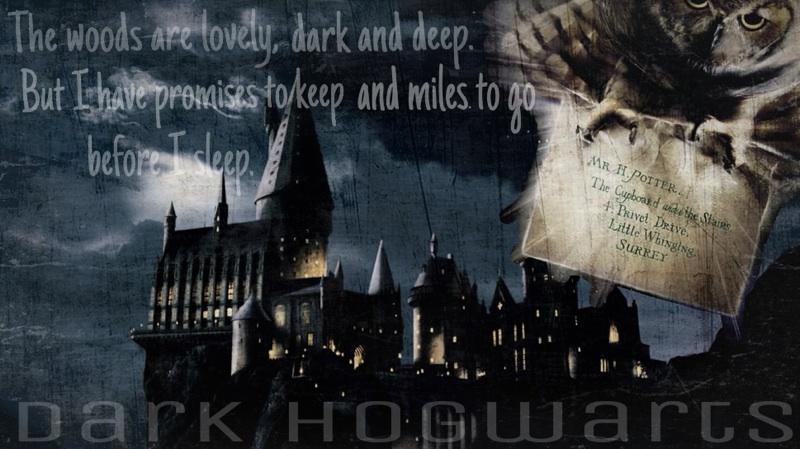 Dark Hogwarts