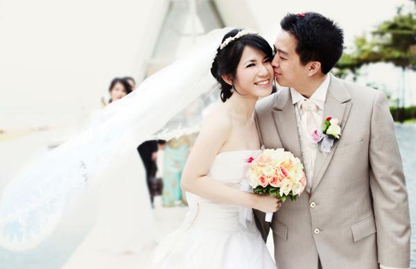 đám cưới mùa hè