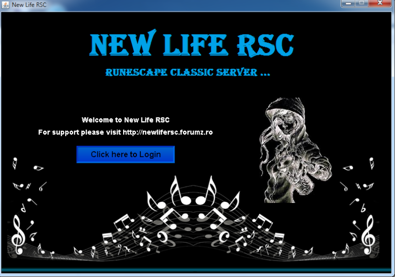 New Life Rsc Private Server In Runescape Classic Server Ad