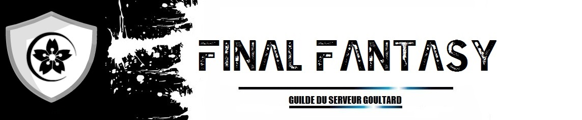 Guilde Final Fantasy' Dofus Goultard
