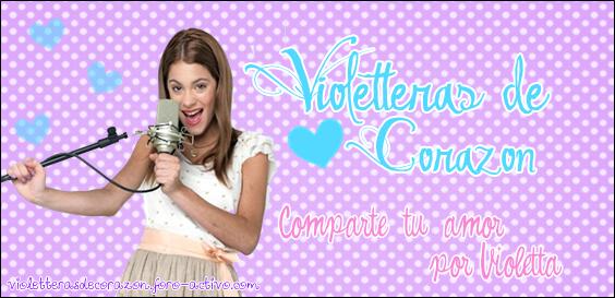✩ Violetteras de Corazón ✩