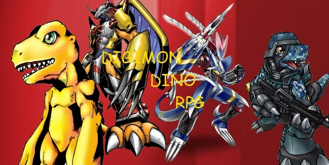 Digimon Dino RPG