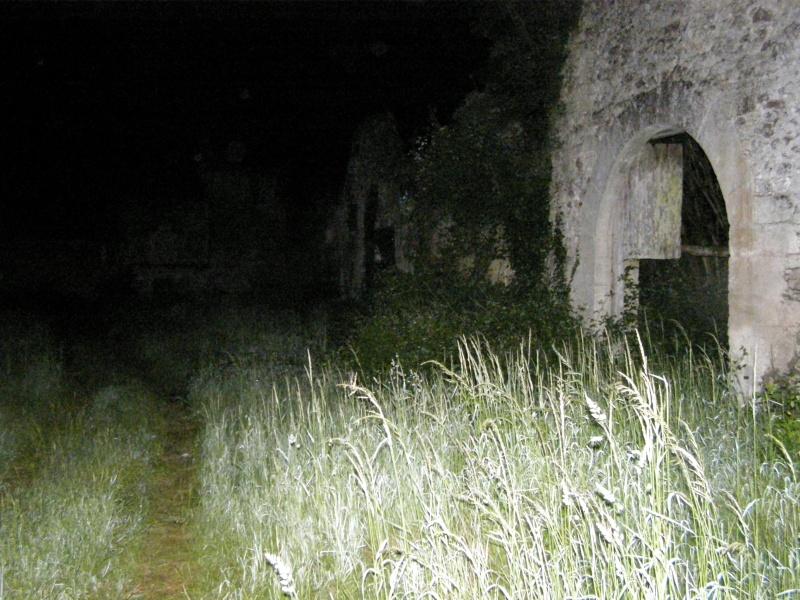 maison hantee perigueux