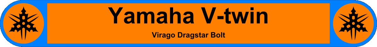 Yamaha V-twin