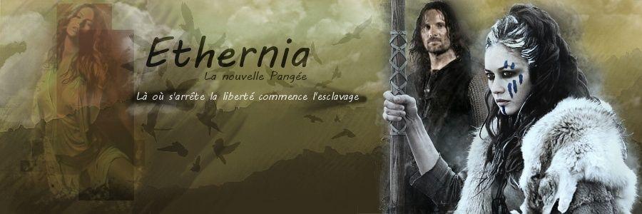 Ethernia - La nouvelle Pangée