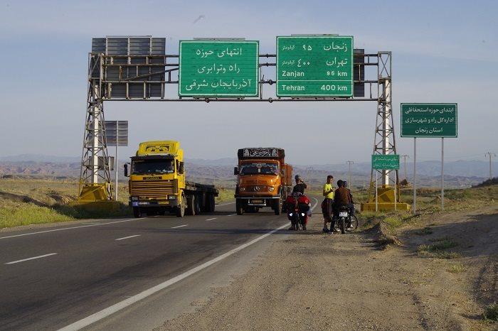 Les Camions du Moyen Orient