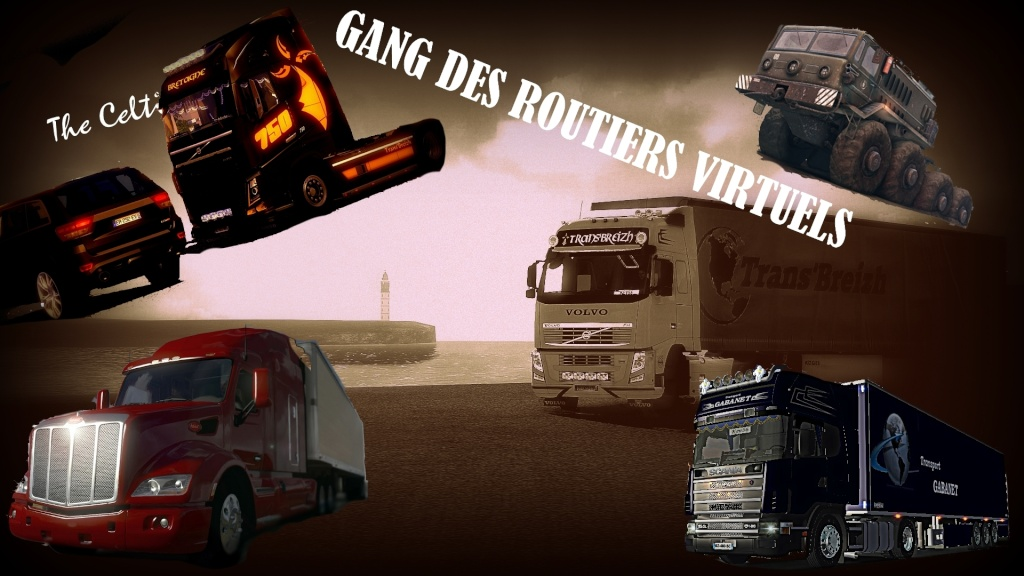 Gang Des Routiers Virtuels
