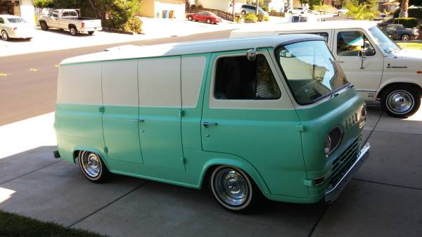 Gorgeous 66 Van