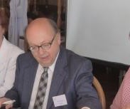 Hervé Ducroquet, directeur de l'hôpital