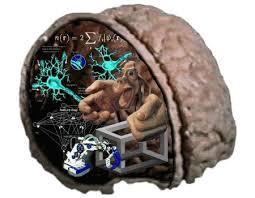 Cerveau de psychiatre lors de son activité pathologique - Neptune