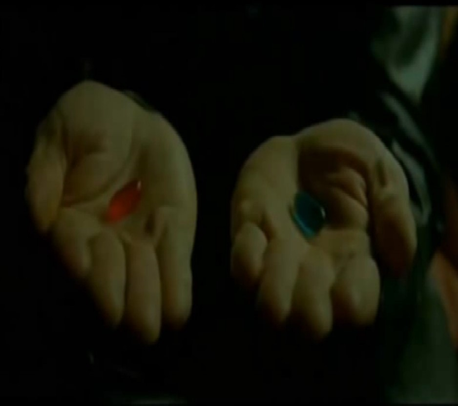 The Matrix - antipsychotiques - Neptune