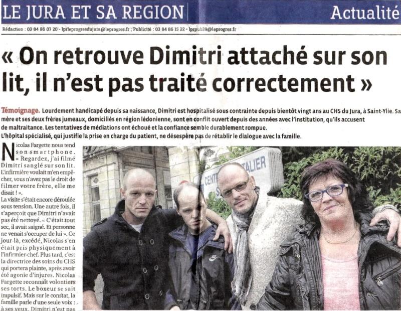 Dimitri Fargette - Le Progres - Neptune
